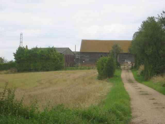 Woodend FarmCherry Tree Lane