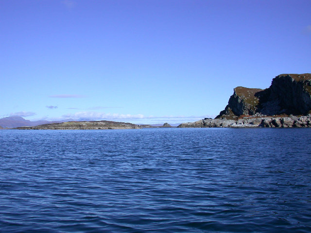 Northern tip of Guirasdeal