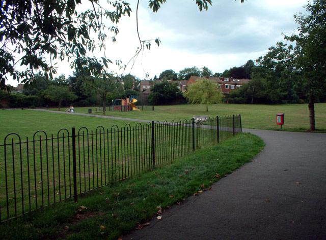 Baxter Field, Sydenham SE26