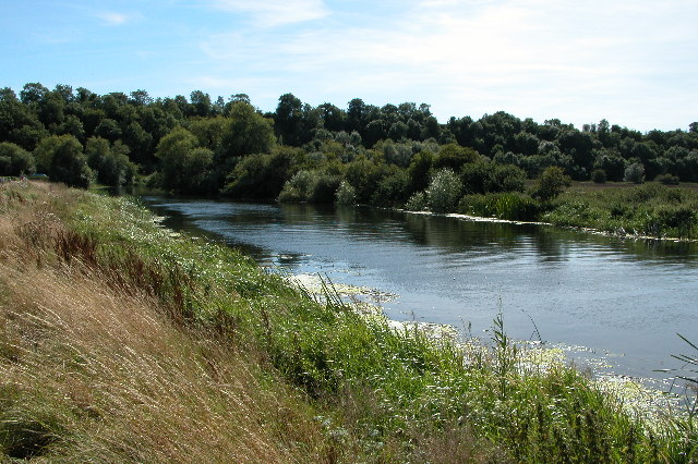 River Avon at Marlcliff