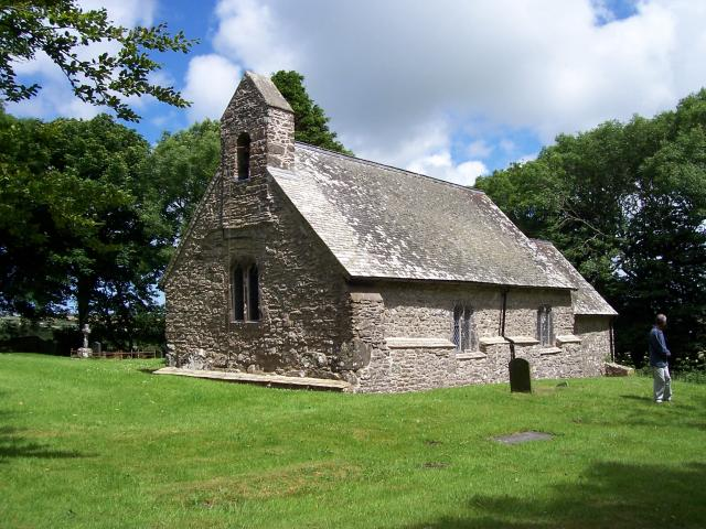 Llanhowel Church
