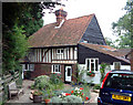 TQ4063 : Nash Cottage, Nash Lane, Keston BR2 by Philip Talmage