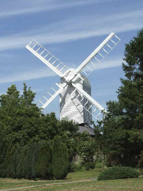 Windmill at Finchingfield