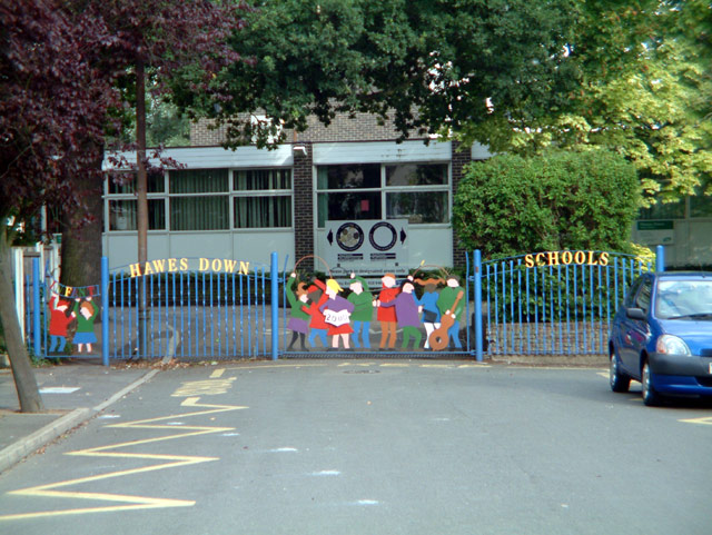 Hawes Down Junior School, West Wickham BR4