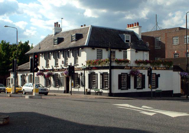 The Swan Inn, West Wickham BR4