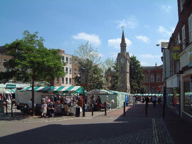 Market Square - Aylesbury