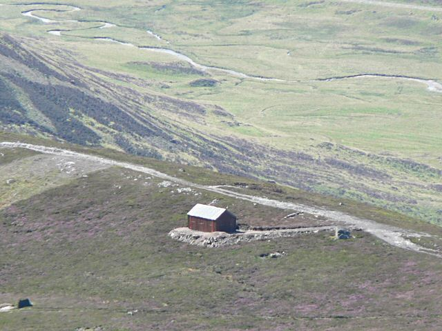 Track and hut