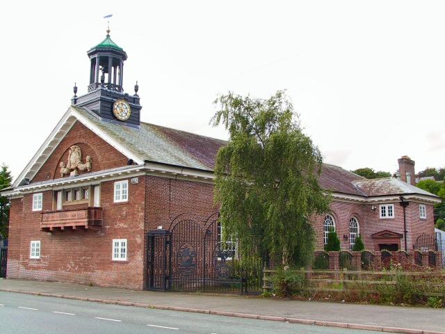 Robert Davies Memorial Church Hall