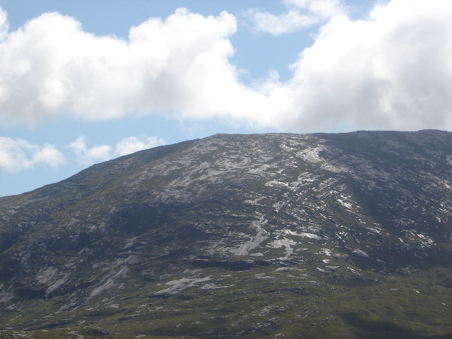 Northern slopes of Beinn Trilleachan (peak of the sandpipers)