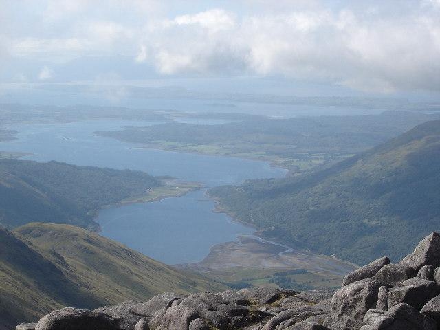 Loch Creran, Appin