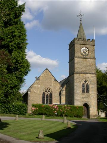 Church of St Michael & All Angels