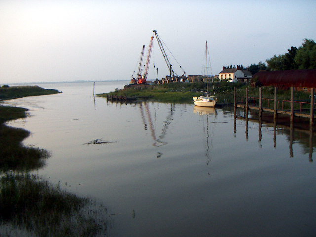High Tide - Barrow Haven