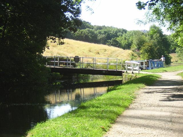 Buck Hill Swing Bridge