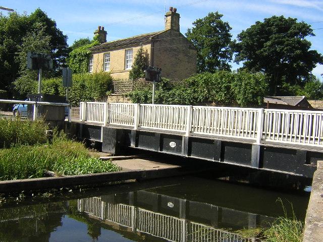 Millman Swing Bridge