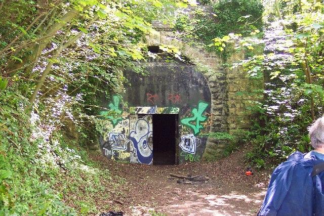 Combe Down Tunnel, near Bath