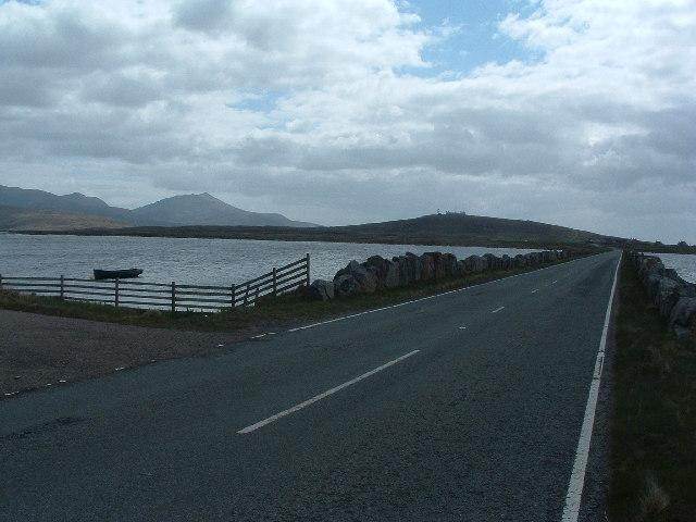 Causeway Across Loch Bi
