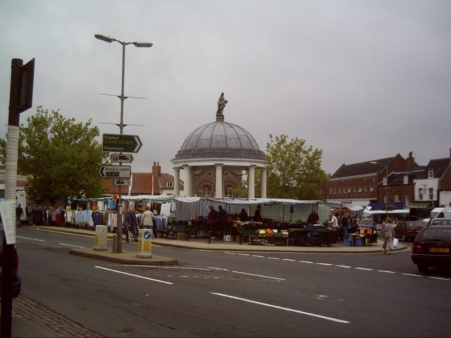 Domed Rotunda, Swaffham