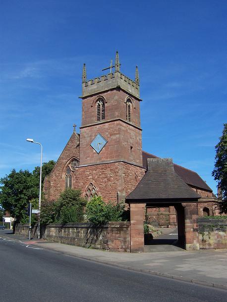All Saints, West Bromwich