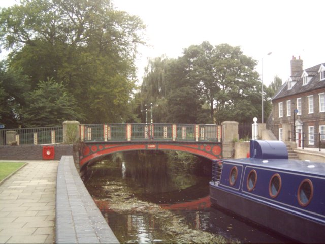 Bridge over the Little Ouse, Thetford