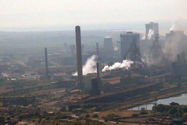 Port Talbot Steelworks
