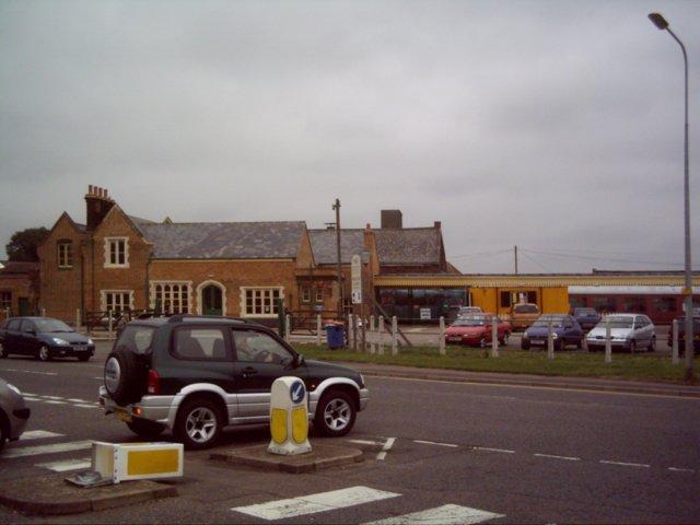 Dereham Station