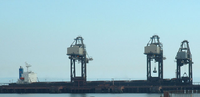 Iron Ore Jetty