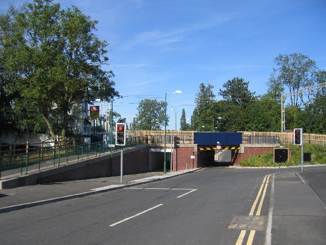 Site of Berkswell Crossing