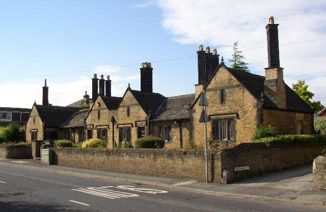 Almshouses, Scholes, Cleckheaton