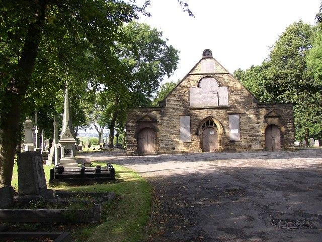 Cleckheaton New Cemetery, Scholes, Cleckheaton