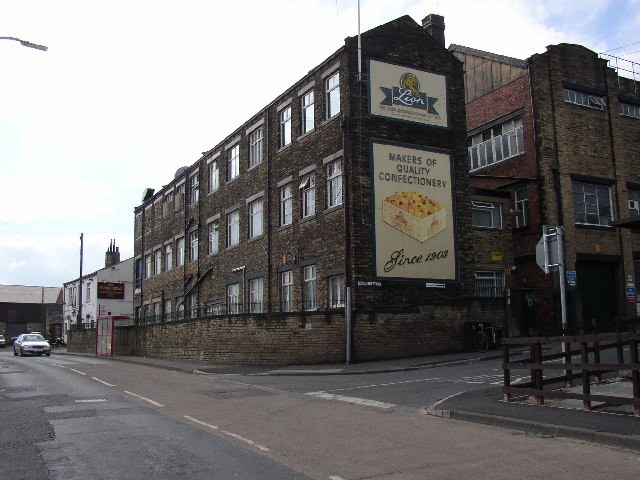 Lion Sweet Factory, Westgate, Cleckheaton