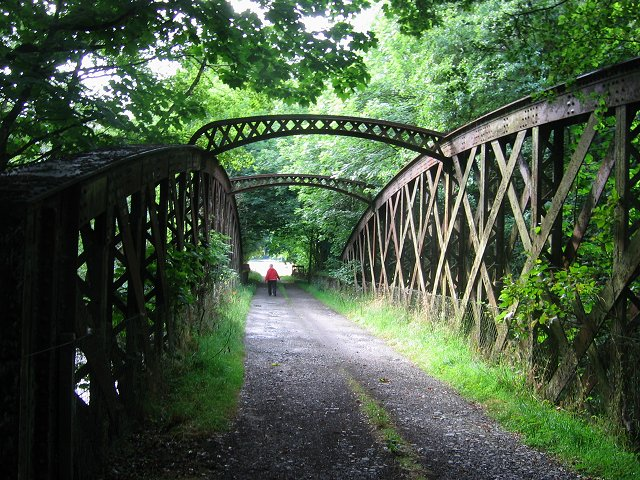 Former railway bridge