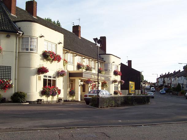 The Gough Arms, Hateley Heath