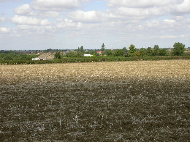 Part of Raunds