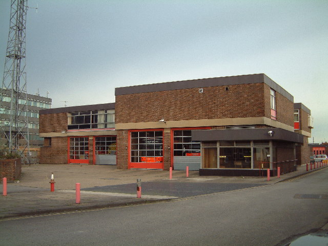 Old Aylesbury Fire Station - Cambridge Street