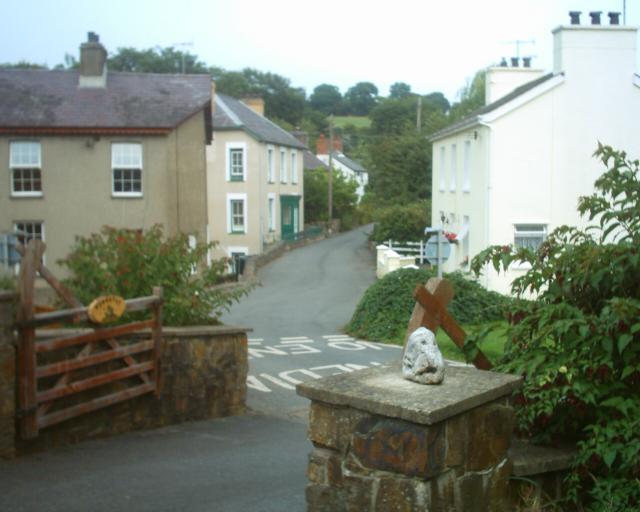 Gilfachreda Village