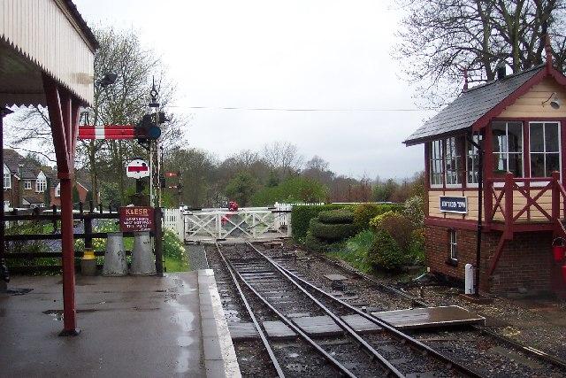 Tenterden Town Station