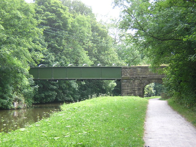 Maud Bridge, Bingley