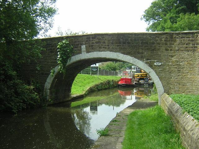 Dowley Gap Bridge