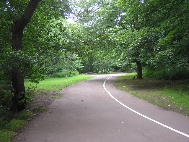 Whiteley Woods, Sheffield