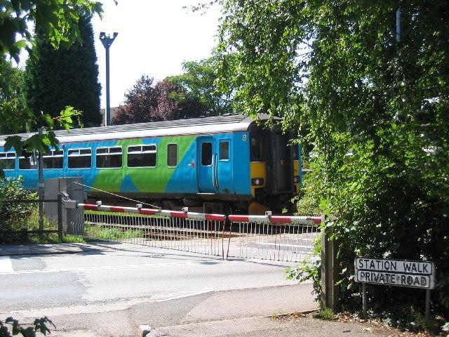 Cottingham - Level Crossing