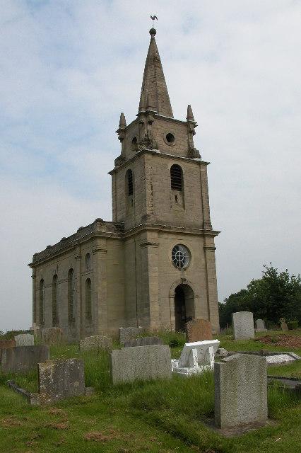 Honiley Church