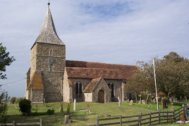 Church at St Mary in the Marsh