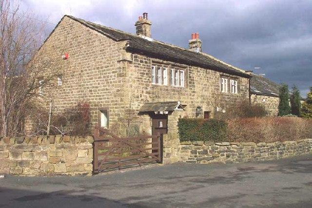 Manor Farm, Cottingley