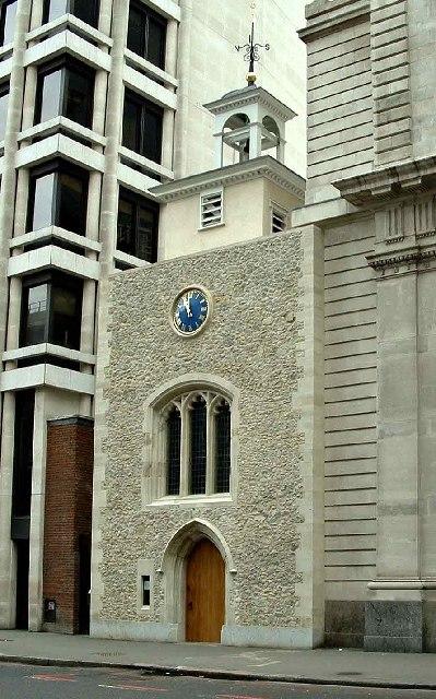 St Ethelburga's, Bishopsgate