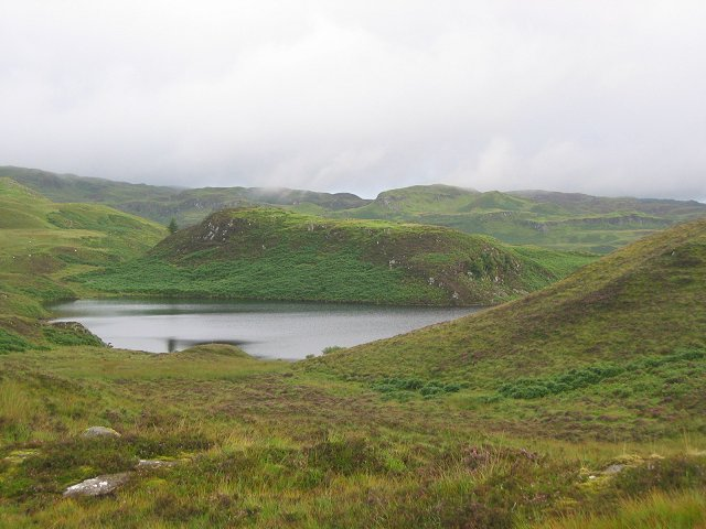 Loch a' Mhinn