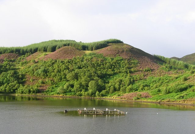 Loch an Losgain Mor.