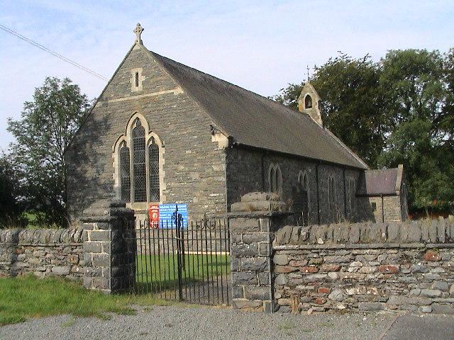 Church, Pontrhydfendigaid