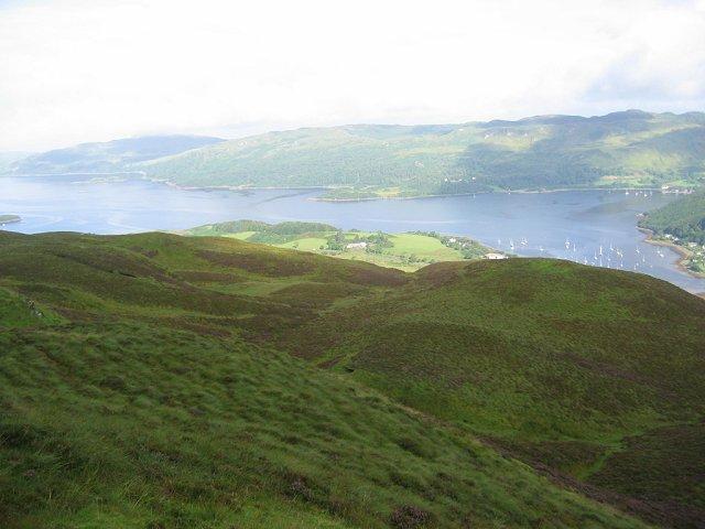 Above Loch Melfort