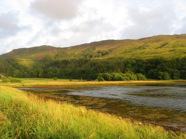 Head of Loch Melfort