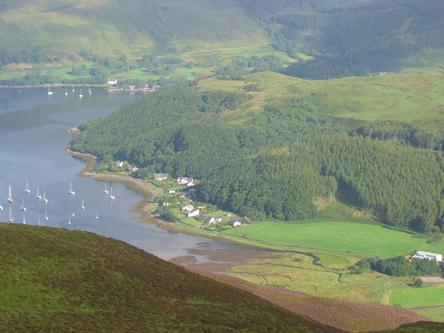 Head of Loch Melfort